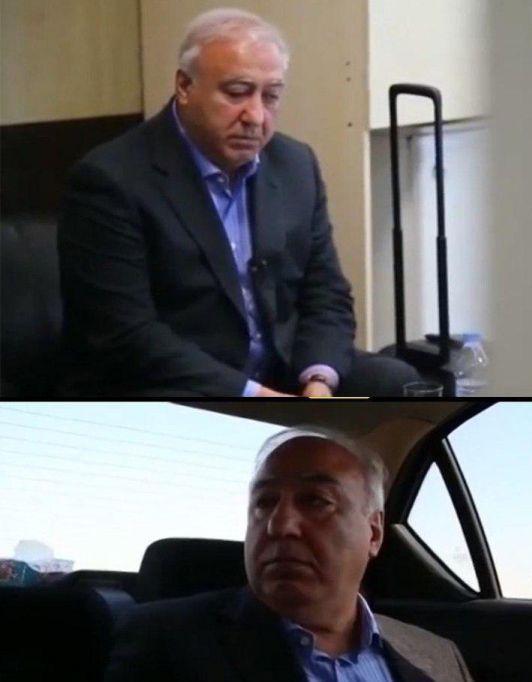 سلطان فولاد ایران دستگیر شد+فیلم