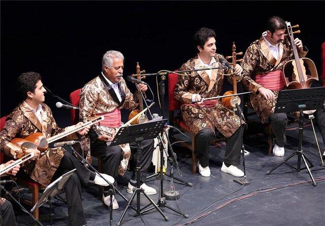 قدمت موسیقی زیبای لری از زبان یک لر