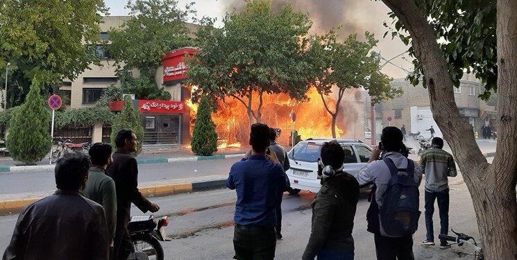 آخرین وضعیت اعتراضات بنزینی در کشور