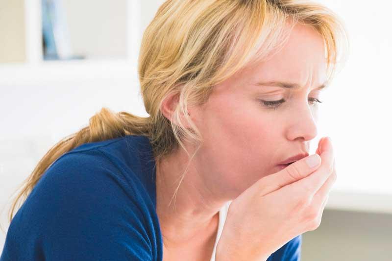 بهترین راه درمان سرفه در روزهای سرد سال