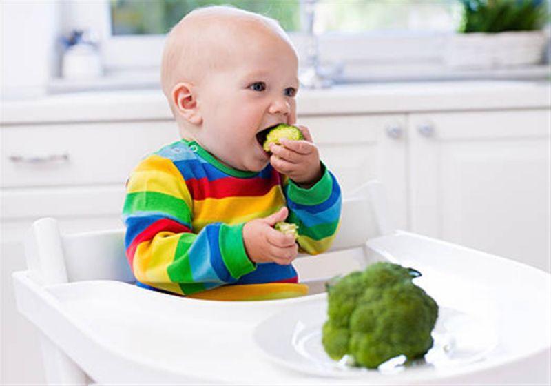 کودکان را چطور به سبزیجات علاقمند کنیم؟