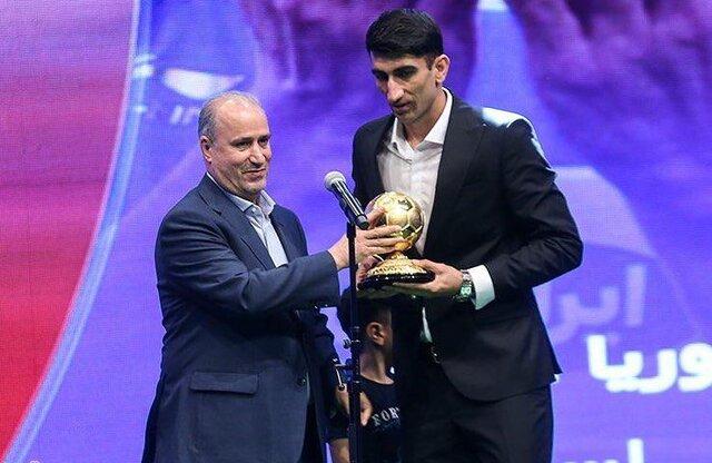 عنوان مرد سال فوتبال آسیا به بیرانوند نرسید