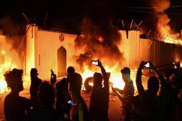 تبعات تعرض به اماکن دیپلماتیک ایران در عراق
