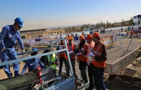 مرحله کشوری مسابقات مهارتهای فنی و تخصصی شرکتهای آب و فاضلاب کشور