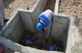 کاهش ۲۷۰ درصدی کشف انشعابات غیر مجاز آب و فاضلاب در اصفهان