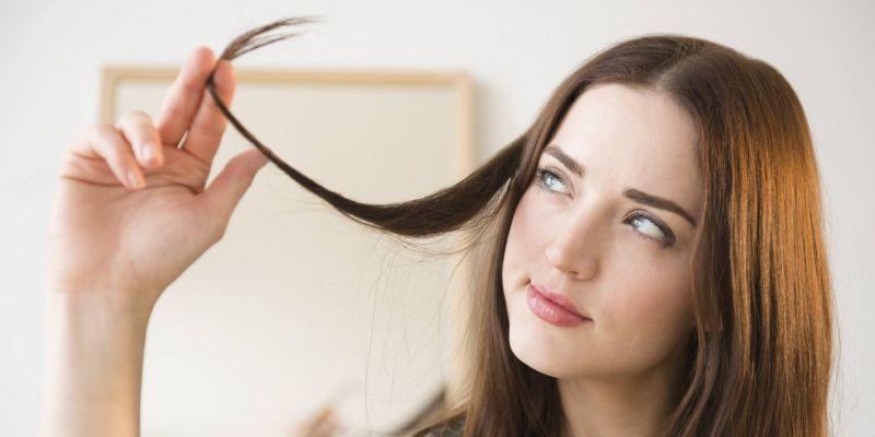 مهم ترین راه ها برای درمان موهای شکسته و آسیب دیده