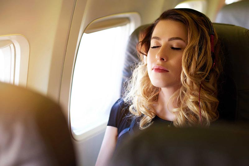 علل ترس و اضطراب پرواز