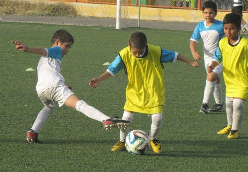 انجام تست های استعدادیابی در مدارس فوتبال