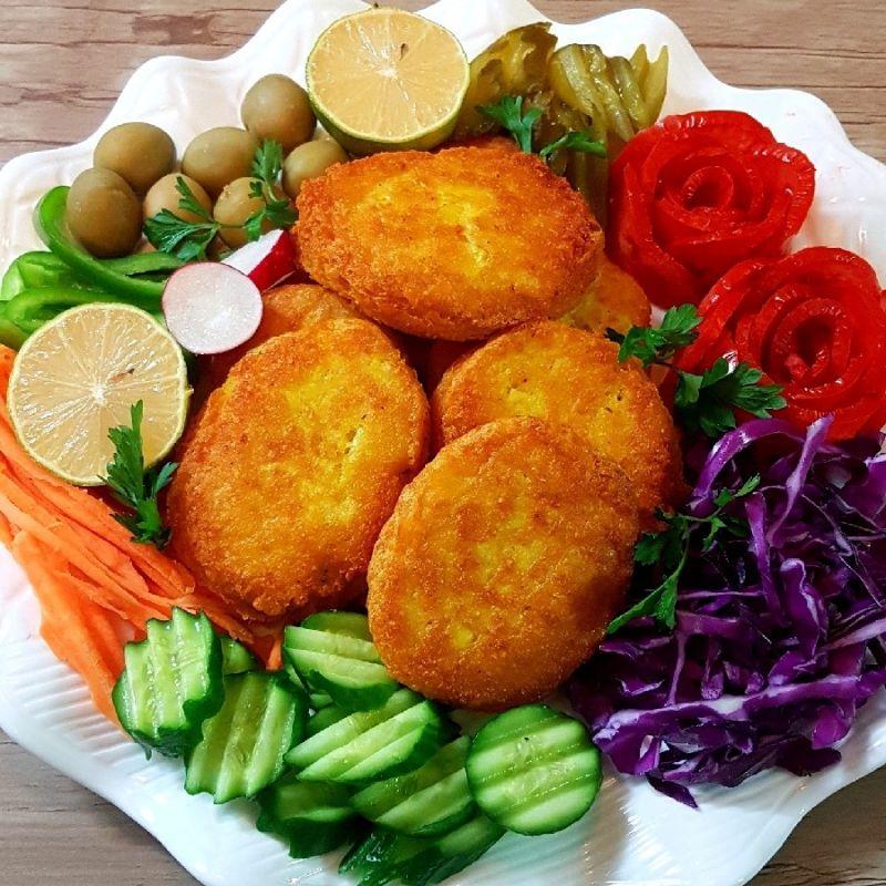 سریع ترین و کم هزینه ترین غذای خوشمزه ایرانی