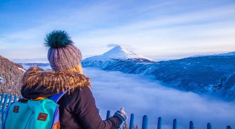 گردشگری زمستانی یک فرصت جدید