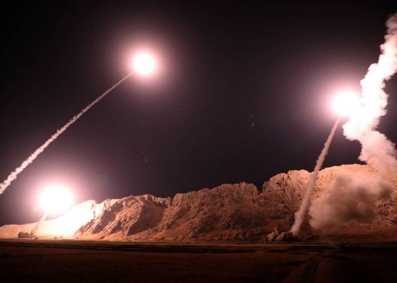 جزئیات حمله موشکی ایران