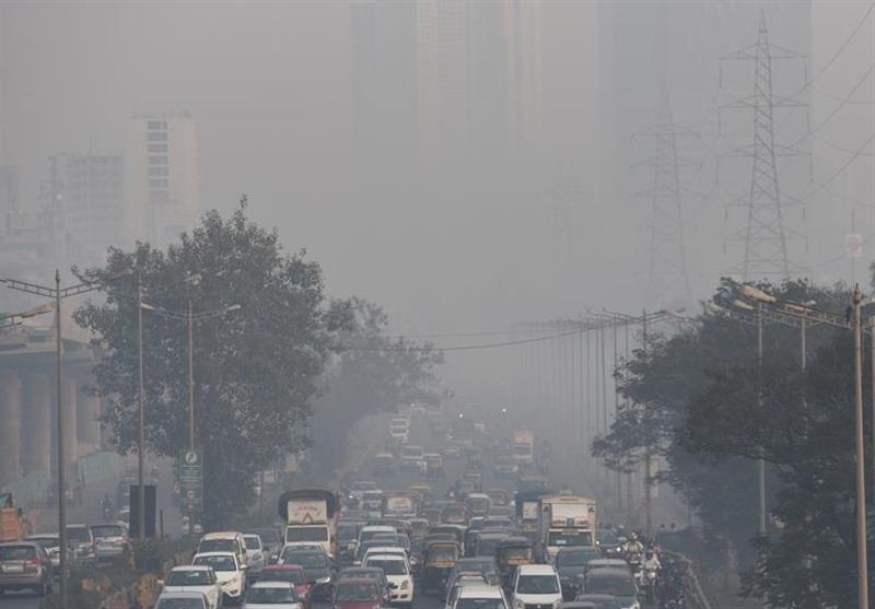 آلودگی هوای دست از سر تهران بر نمی دارد؟!