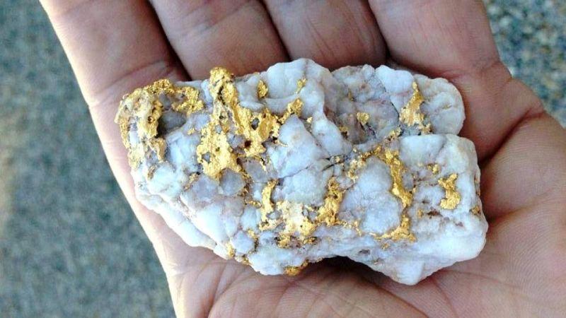 طلا از کجا آمده است ؟