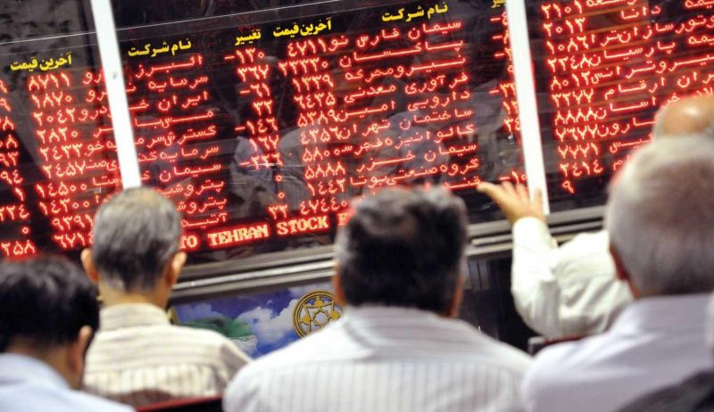 رگ خواب بازار بورس