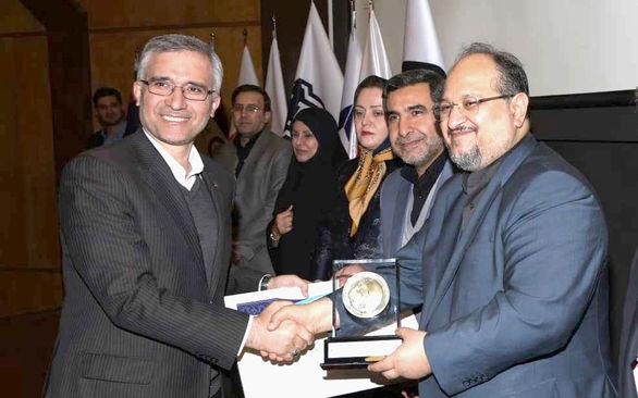 در مراسمی با حضور وزیر تعاون ، کار و رفاه اجتماعی