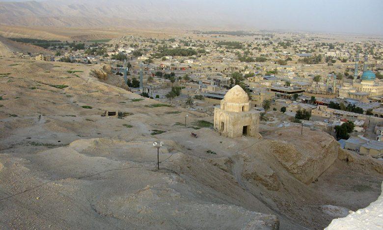 قلعه اژدها پیکر؛ اژدهای خفته در فارس