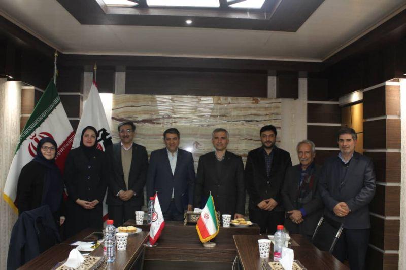 امضای تفاهم نامه آموزشی ، پژوهشی بین ذوب آهن اصفهان و سازمان مدیریت صنعتی