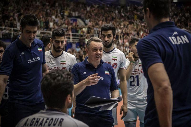 عملکرد تیم ملی والیبال ایران