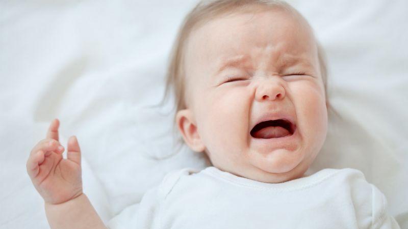 دلیل گریه کودک چیست؟