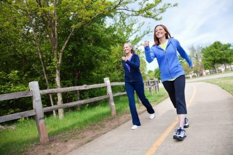 تاثیرات مثبت پیاده روی صبحگاهی بر بدن: