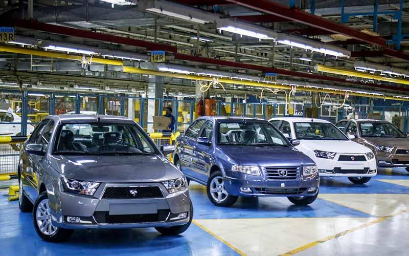 زمان پیش فروش ایران خودرو در بهمن اعلام شد