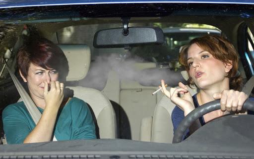 چکار کنیم خودرو ما بوی سیگار ندهد؟