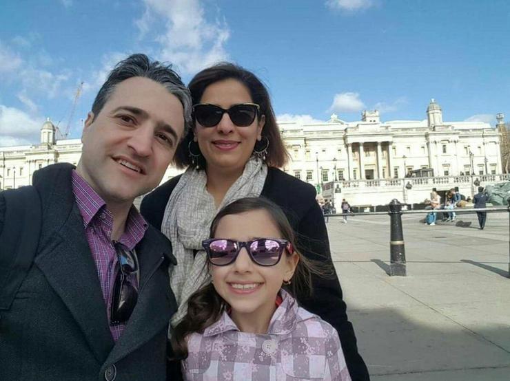 رنجش خانواده قربانیان هواپیمای اوکراینی از اظهارات شهاب حسینی