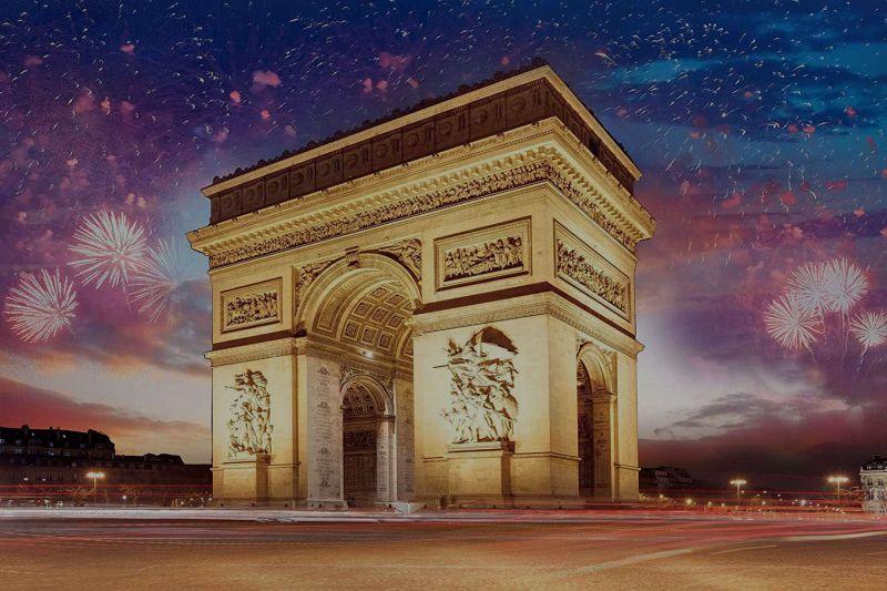 برنامه های توریستی فرانسه: