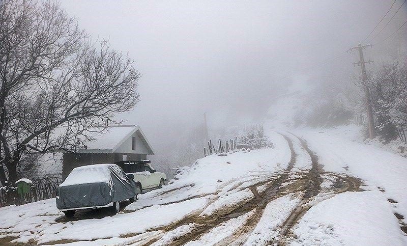 آخرین وضعیت هواشناسی در 24 بهمن