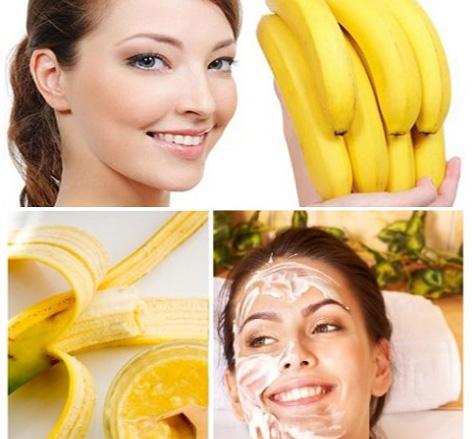 موز بخورید تا پوستی شفاف داشته باشید