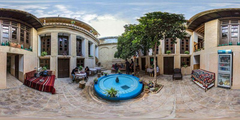 ارزان ترین اقامتگاه های شیراز در عید 99