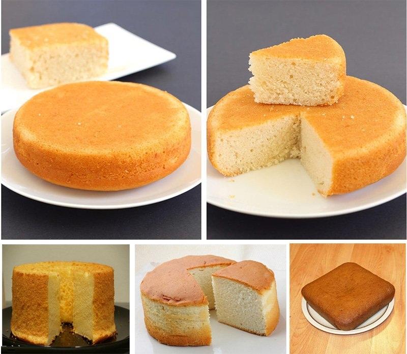 طرز تهیه ارزان ترین کیک