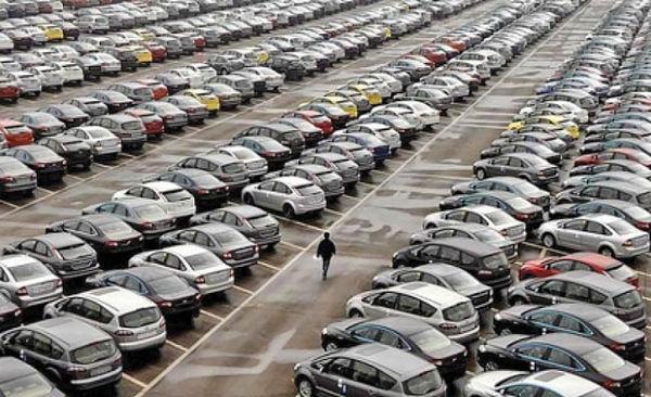 وضعیت بازار خودرو: