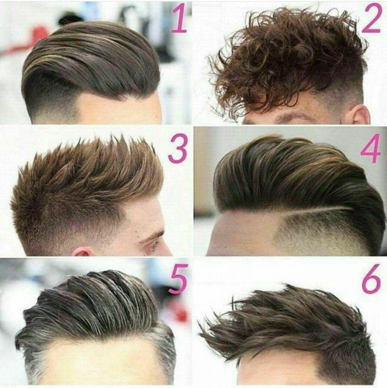 بهترین مدل مو های مردانه سال 2020