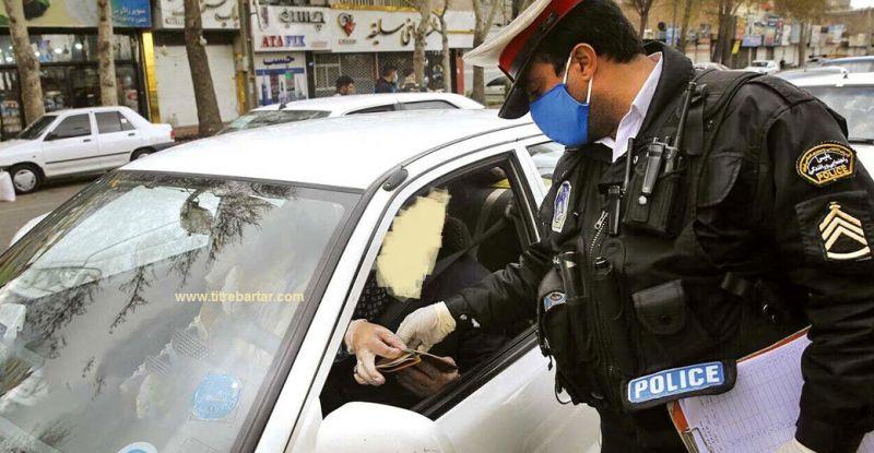 جریمه دو برگی رانندگان خودرو چیست؟شامل چه افرادی می شود؟