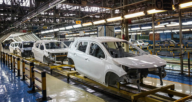 اهداف ایران خودرو در سال 99