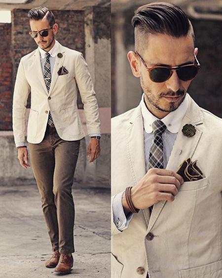 مردان چگونه لباس بپوشند؟