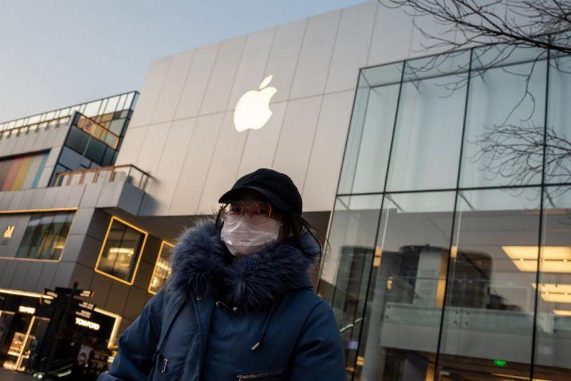 اپل و راهکارهایی برای مقابله با کرونا