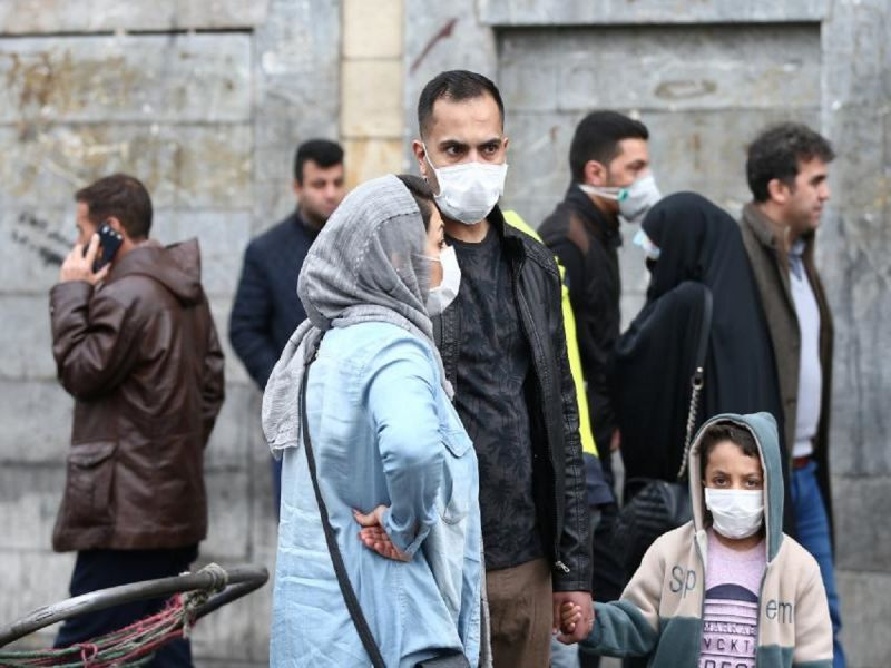 کرونا چه روزی از ایران می رود؟