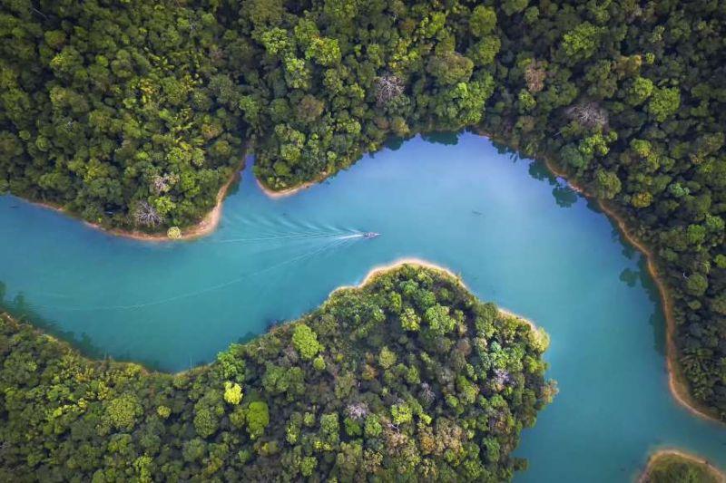 رودخانه های بی نظیر جهان را از دست ندهید