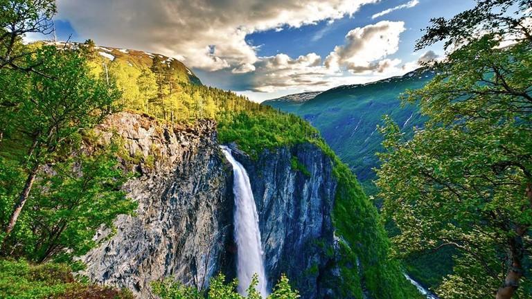 دیدنی ترین آبشار های ایران را بشناسیم