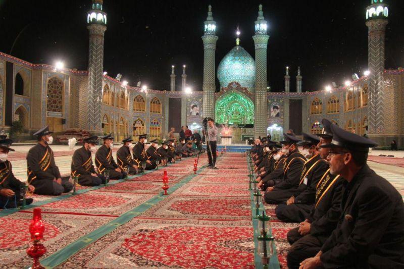 همزمان با رحلت حضرت محمد هلال بن علی (ع)؛