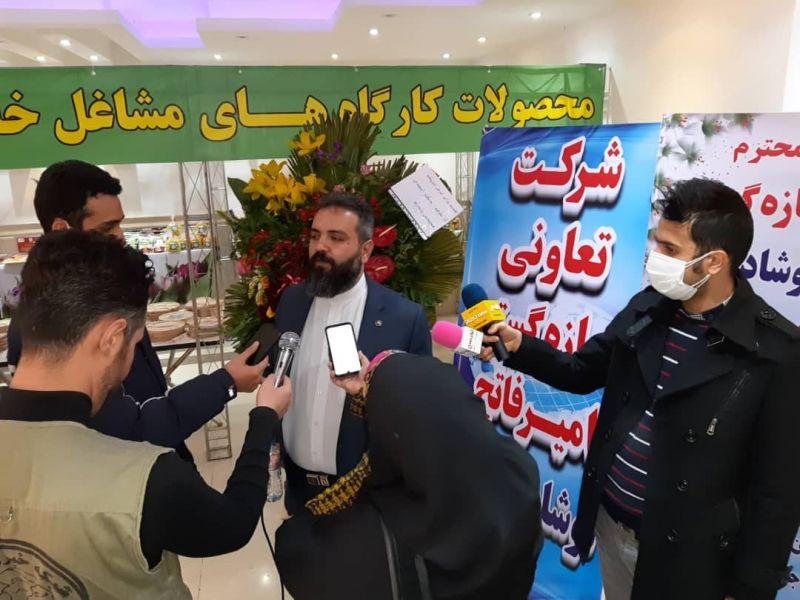 امیر وثوقیان در حاشیه افتتاحیه مشاغل خانگی شهرستان شهریار گفت: