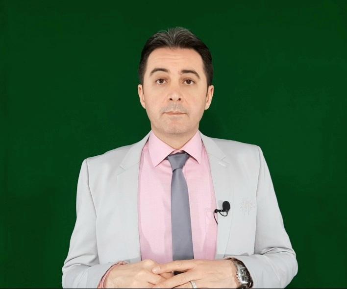 دکتر رضا همایونی- مدرس شخصیت شناسی