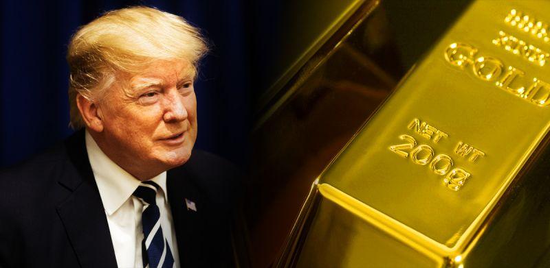 سقوط طلا با پذیرفتن شکست توسط ترامپ