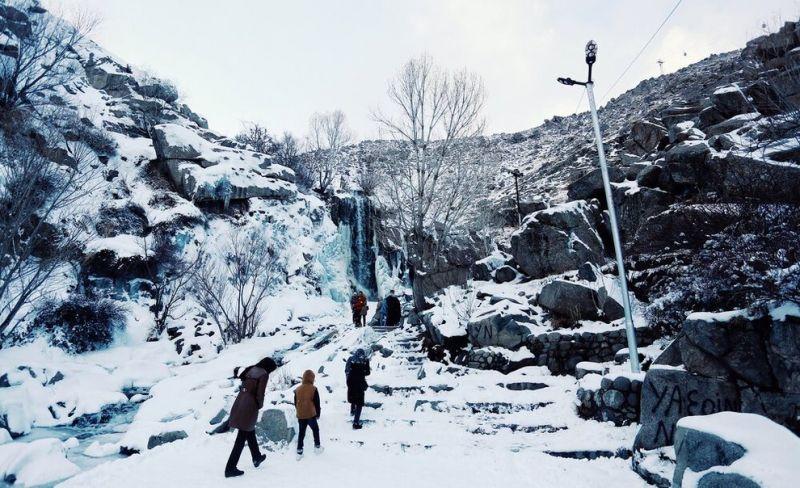 موانع توسعه گردشگری زمستانی در ایران