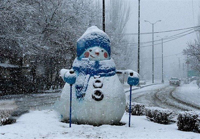 پیش بینی کولاک برف در 25 استان کشور از فردا