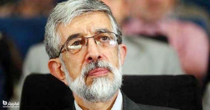 واکنش حدادعادل به سخنان تند محمود احمدی نژاد+علت درگیری