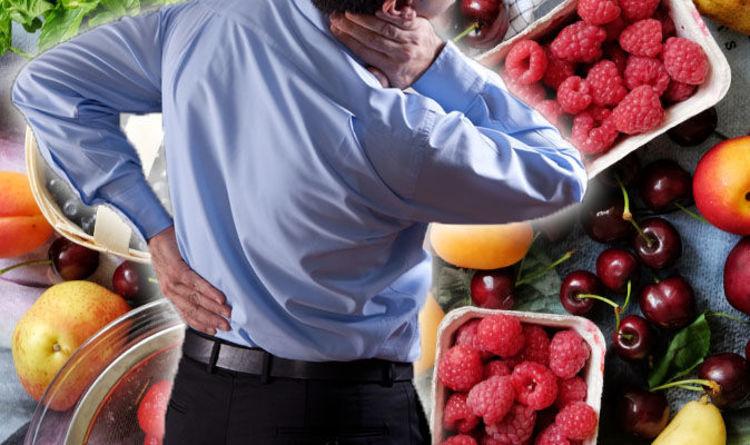 اصلی ترین مواد غذایی برای درمان آرتروز