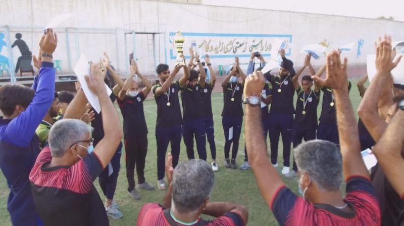 فوتبال امیدهای استان هرمزگان:
